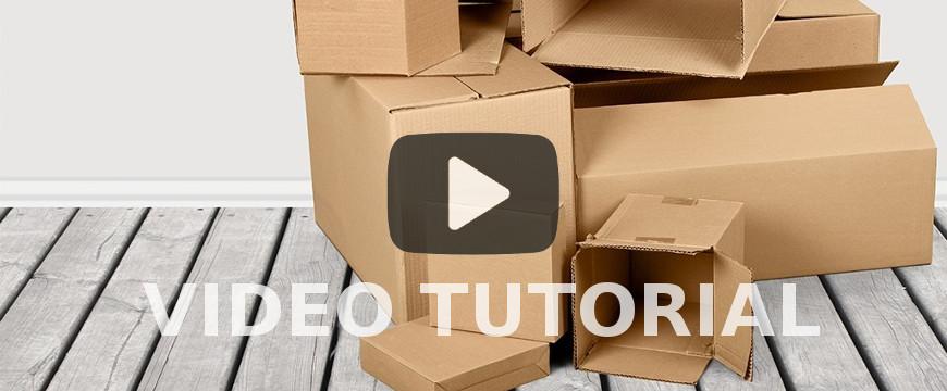Traslochi.st scatole cartone video guida